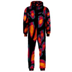Hot, hot, hot Hooded Jumpsuit (Men)