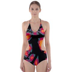 Hot, hot, hot Cut-Out One Piece Swimsuit