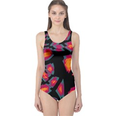 Hot, hot, hot One Piece Swimsuit