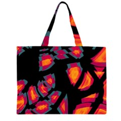 Hot, hot, hot Large Tote Bag