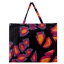 Hot, hot, hot Zipper Large Tote Bag View1