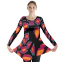 Hot, hot, hot Long Sleeve Tunic  View1