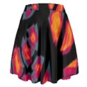 Hot, hot, hot High Waist Skirt View2