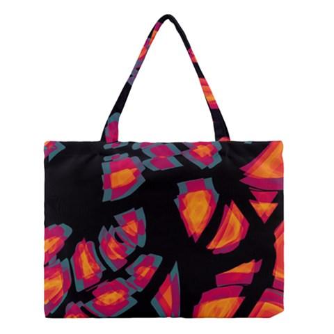 Hot, hot, hot Medium Tote Bag