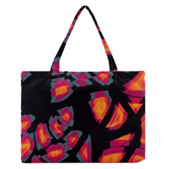 Hot, hot, hot Medium Zipper Tote Bag