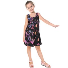 Put some colors... Kids  Sleeveless Dress