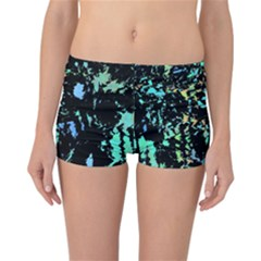 Colorful magic Reversible Boyleg Bikini Bottoms