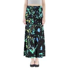 Colorful magic Maxi Skirts