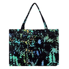 Colorful Magic Medium Tote Bag