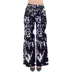 Black and white miracle Pants