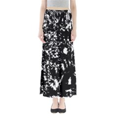 Black And White Miracle Maxi Skirts