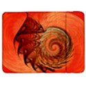 Nautilus Shell Abstract Fractal Samsung Galaxy Tab 7  P1000 Flip Case View1