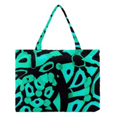 Cyan design Medium Tote Bag