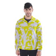 yellow sunny design Wind Breaker (Men)