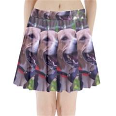 American Foxhound Pleated Mini Skirt