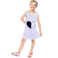YinYangHeart Kids  Tunic Dress