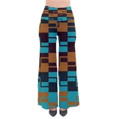 Fabric Textile Texture Gold Aqua Pants