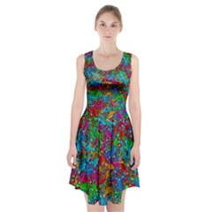 Lizards Racerback Midi Dress