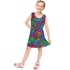 Lizards Kids  Tunic Dress