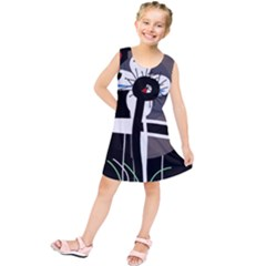 Dark Kids  Tunic Dress