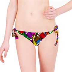 Cute owls mess Bikini Bottom