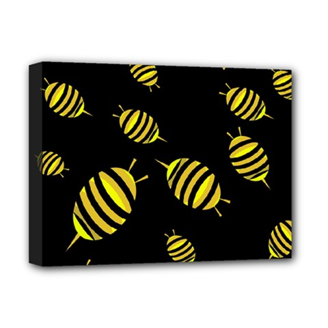 Decorative bees Deluxe Canvas 16  x 12