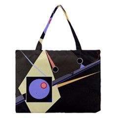 Construction Medium Tote Bag
