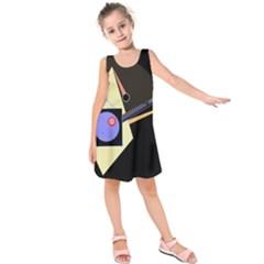 Construction Kids  Sleeveless Dress