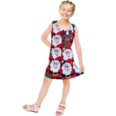 Did you see Rudolph? Kids  Tunic Dress