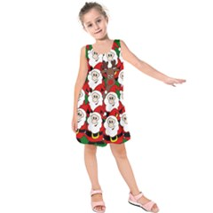 Did you see Rudolph? Kids  Sleeveless Dress