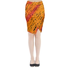 Clothing (21)6k,kg Midi Wrap Pencil Skirt