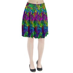 Hot Liquid Abstract A Pleated Skirt