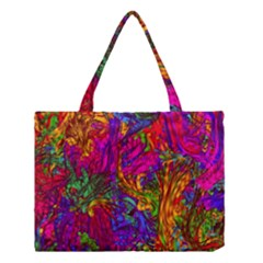 Hot Liquid Abstract B  Medium Tote Bag