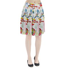 Happy day Pleated Skirt