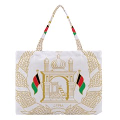 National Emblem Of Afghanistan Medium Tote Bag