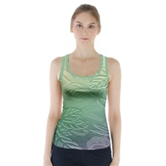 Plants Nature Botanical Botany Racer Back Sports Top