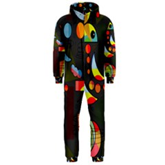 Happy day 2 Hooded Jumpsuit (Men)