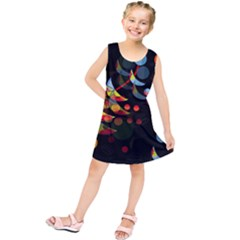 Magical Night  Kids  Tunic Dress