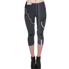 Plug in Capri Leggings