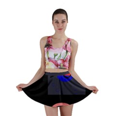 Geometrical abstraction Mini Skirt