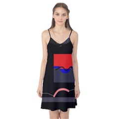 Geometrical abstraction Camis Nightgown