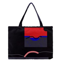Geometrical abstraction Medium Tote Bag