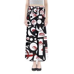 Happy life - red Maxi Skirts