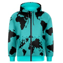 Global Citizen Men s Zipper Hoodie