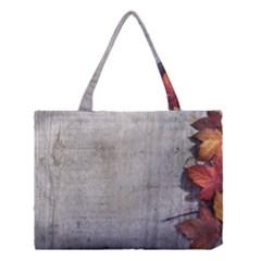 Fall Leaves Medium Tote Bag