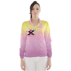 Unicorn   I Am Not Cute  Wind Breaker (women)