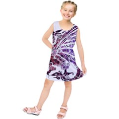 Beast Dragon Monster Animal Kids  Tunic Dress