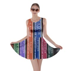 Books Reading Series Narnia Skater Dress