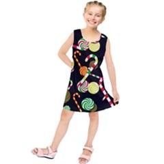 Xmas candies  Kids  Tunic Dress