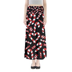 Christmas Candy Canes  Maxi Skirts